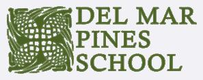 Del Mar Pines logo