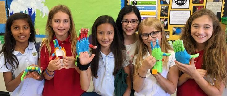 DMP Girls in Science