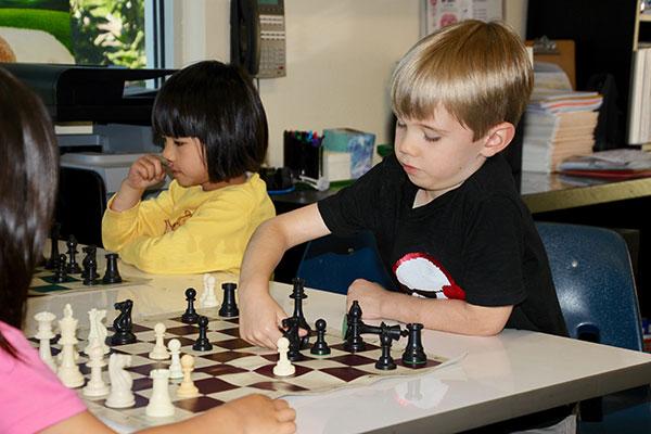 Summer Day Camp chess class
