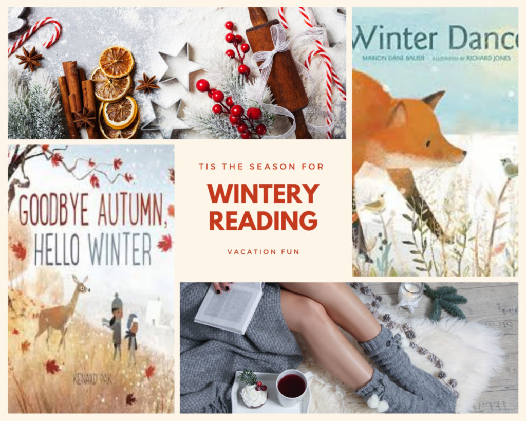 Wintery Reading Suggestions
